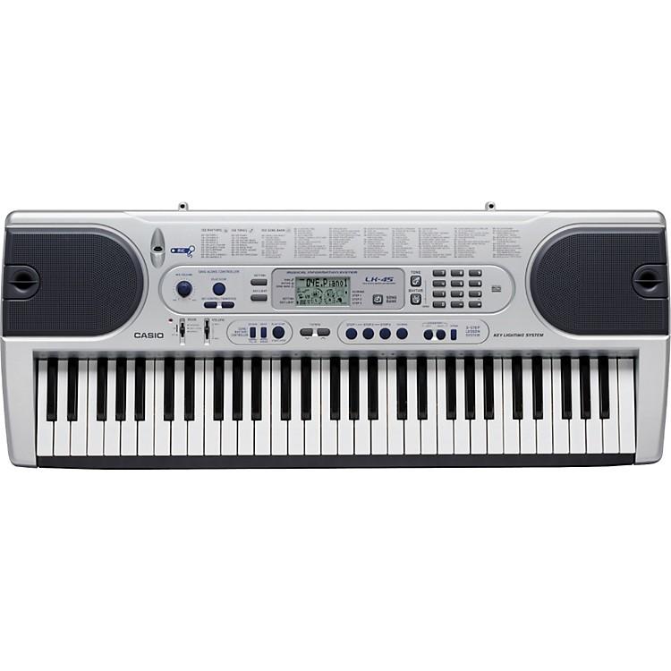 casio lk 45 lighted keyboard music123. Black Bedroom Furniture Sets. Home Design Ideas