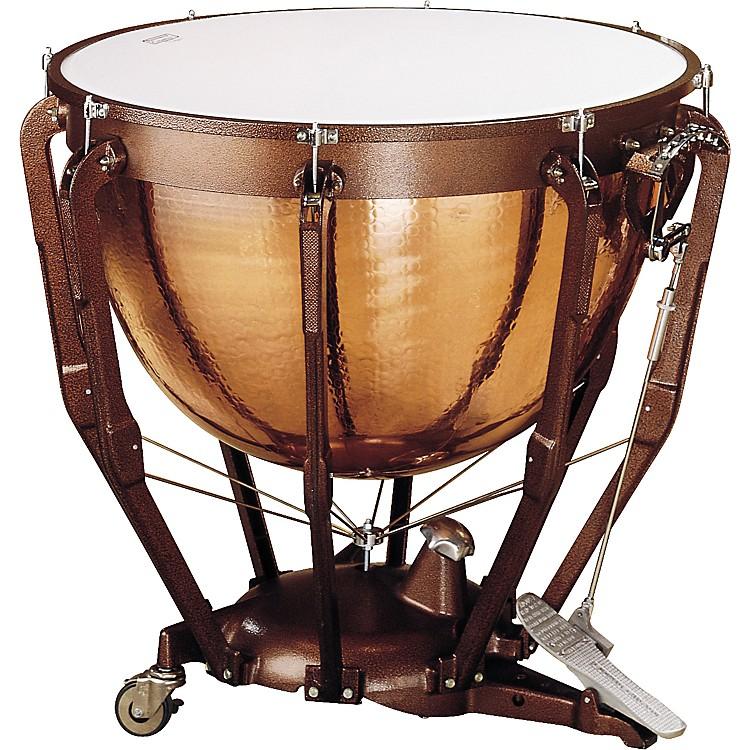LudwigLKP504KG Professional Hammered Copper Timp Set