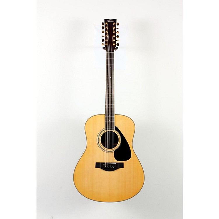 Yamaha LL16-12 12-String Acoustic Guitar Natural 888365118598