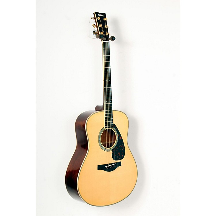 Yamaha LL16M L Series Solid Mahogany/Spruce Dreadnought Acoustic-Electric Guitar  888365812182
