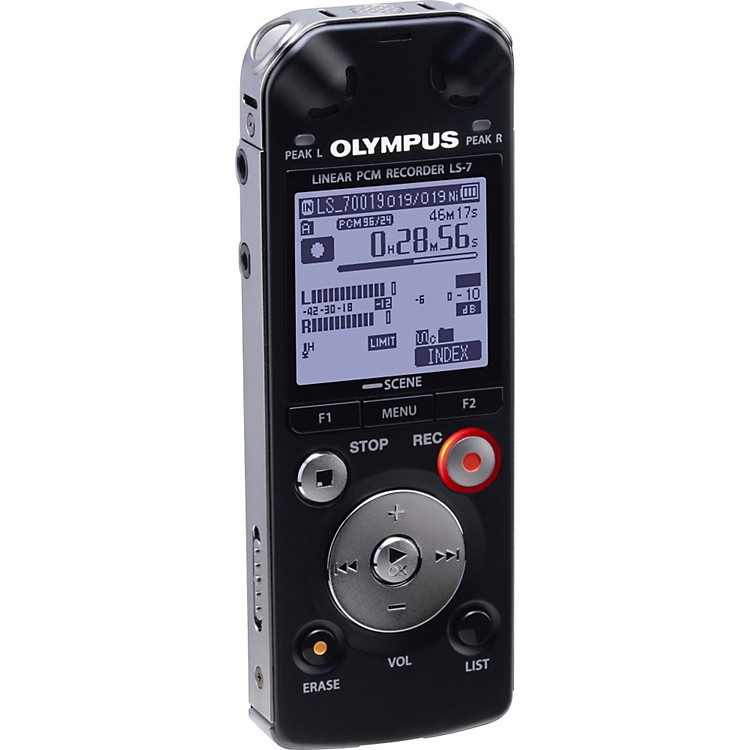 OlympusLS-7 Linear PCM Recorder