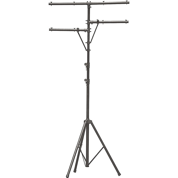 On-Stage StandsLS7720BLT Lighting Stand with Side Bars