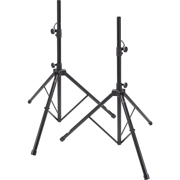 ProLineLST2BK Speaker Stand Pair