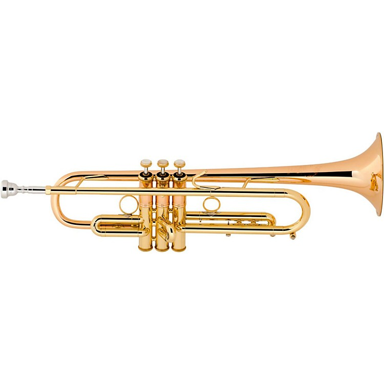 BachLT190L1B Stradivarius Commercial Series Bb TrumpetLT190L1B Lacquer