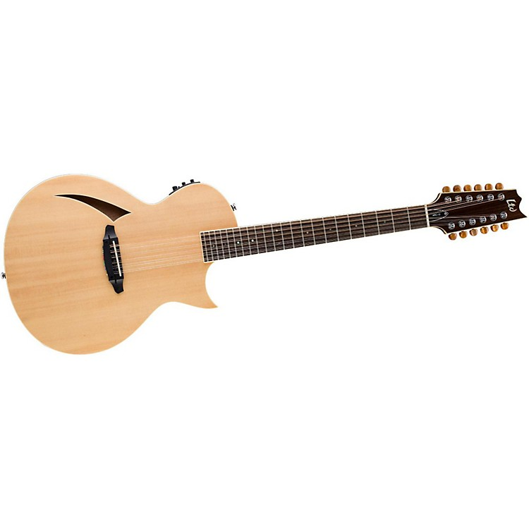 ESP LTD ARC-12 12-String Acoustic Electric Guitar Natural