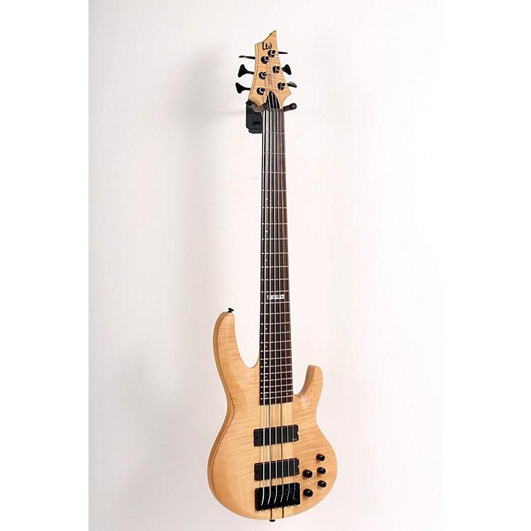 ESPLTD B-1006 6-String Bass GuitarSatin Natural886830833274