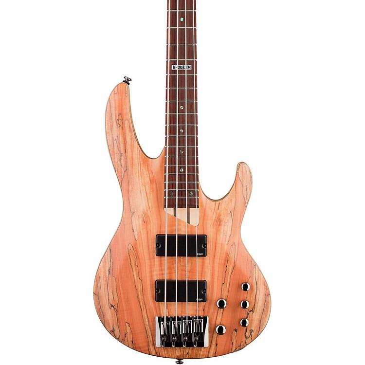 ESPLTD B-204SM Electric Bass GuitarNatural Satin