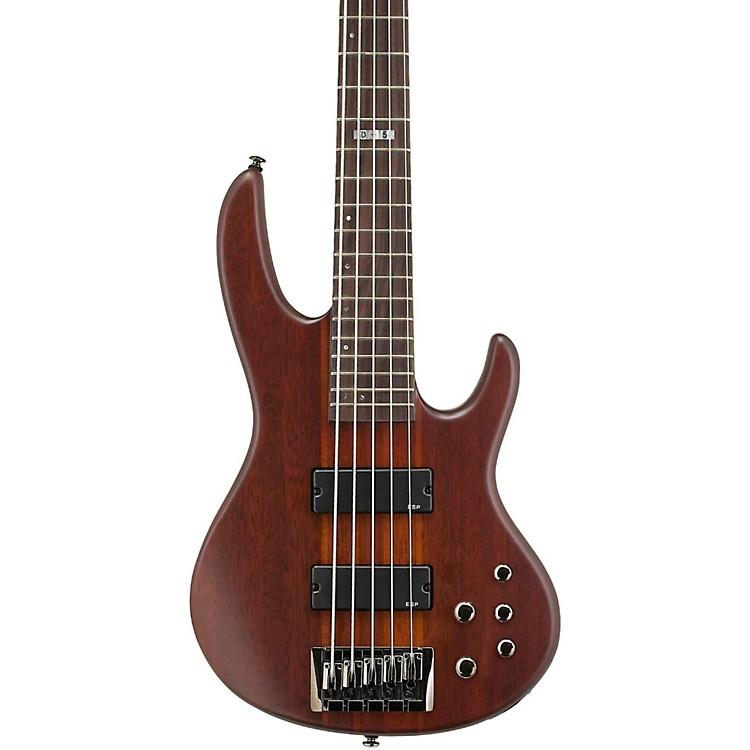 ESPLTD D-5 5-String Bass GuitarSatin Natural