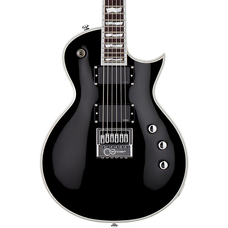 ESP LTD EC-1000 EverTune Electric Guitar Black