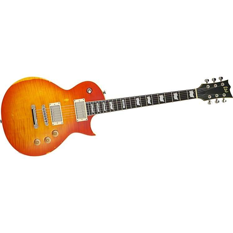 ESP LTD EC-256 Electric Guitar Aged Honey Burst