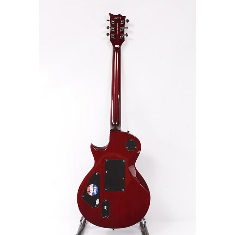 ESPLTD EC-401 Electric Guitar with Floyd Rose BridgeSee-Thru Black Cherry886830866050