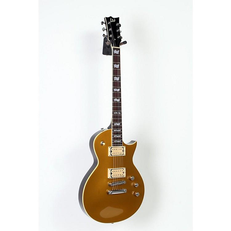 ESPLTD EC-401V Electric Guitar with DiMarzio PickupsMetallic Gold888365566030