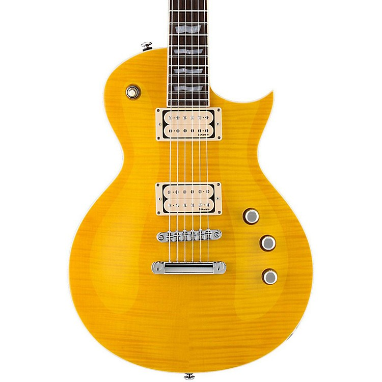 ESPLTD EC-401VF Electric Guitar with DiMarzio PickupsLemon Drop