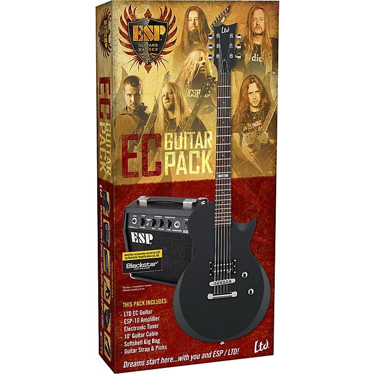 ESPLTD EC Electric Guitar Value Package