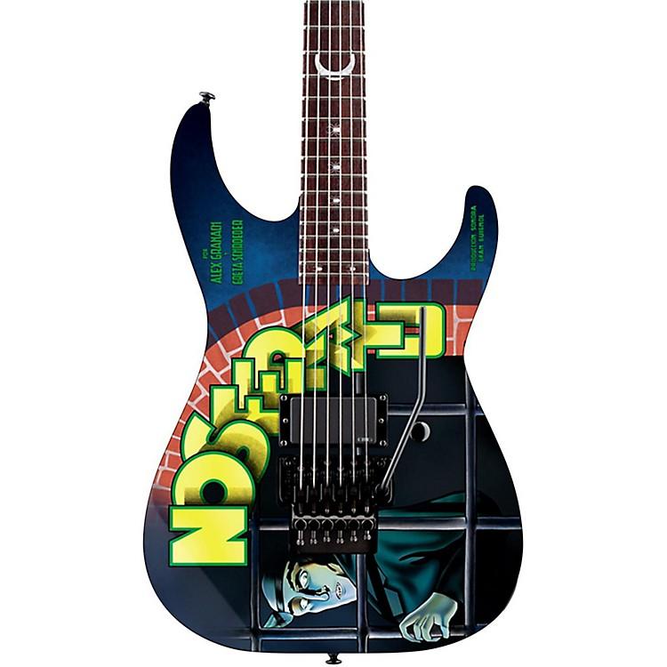 ESPLTD Kirk Hammett Nosferatu Graphic Electric GuitarNosferatu Graphic