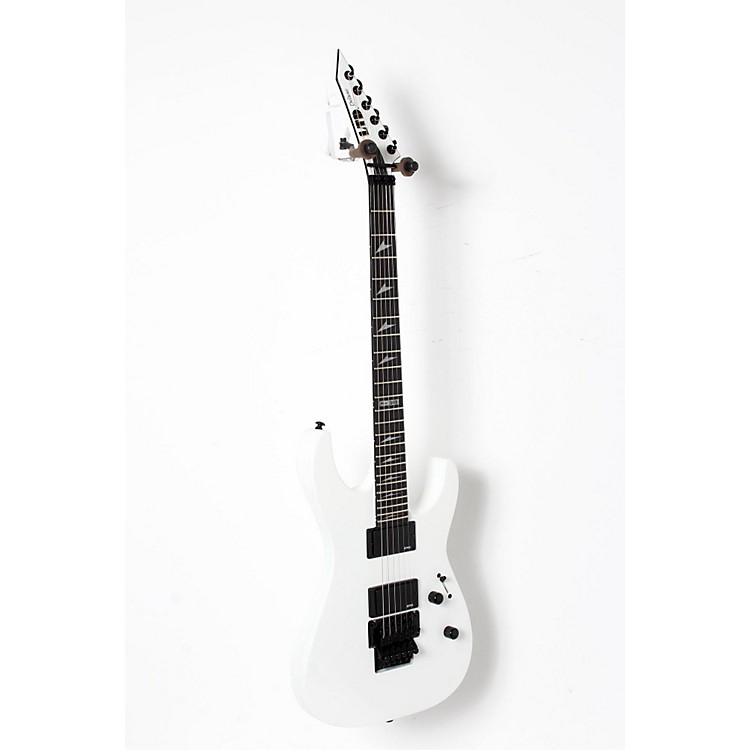 ESP LTD M-1000E Electric Guitar Snow White 888365898094