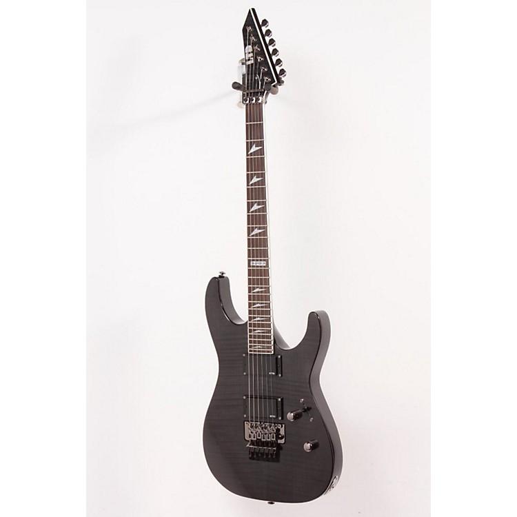 ESPLTD M-300FM Electric GuitarSee-Thru Black888365010687
