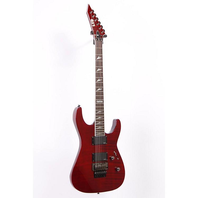 ESPLTD M-300FM Electric GuitarSee-Thru Black Cherry886830766541