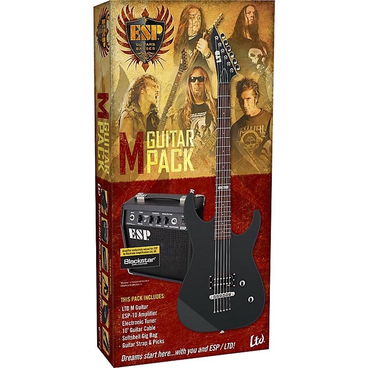 ESPLTD M Electric Guitar Value Package