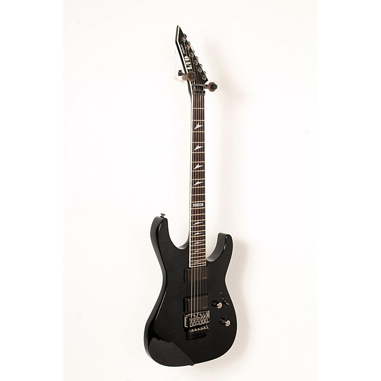ESP LTD M1001 Electric Guitar See-Thru Black 888365837475