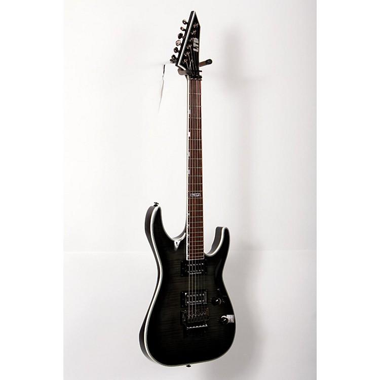 ESPLTD MH-401FM Electric GuitarSee-Thru Black Sunburst888365769363