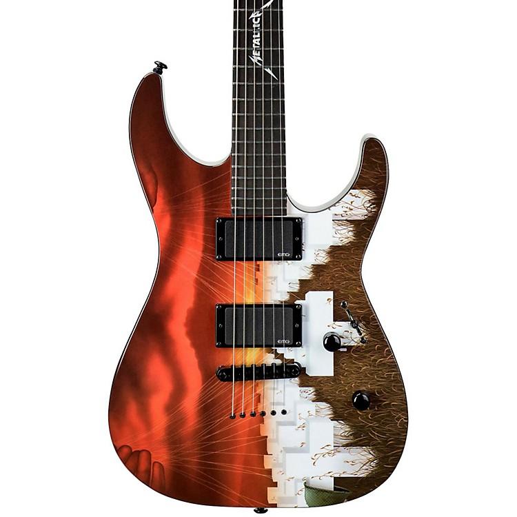 ESPLTD Metallica Master of Puppets Electric GuitarGraphic