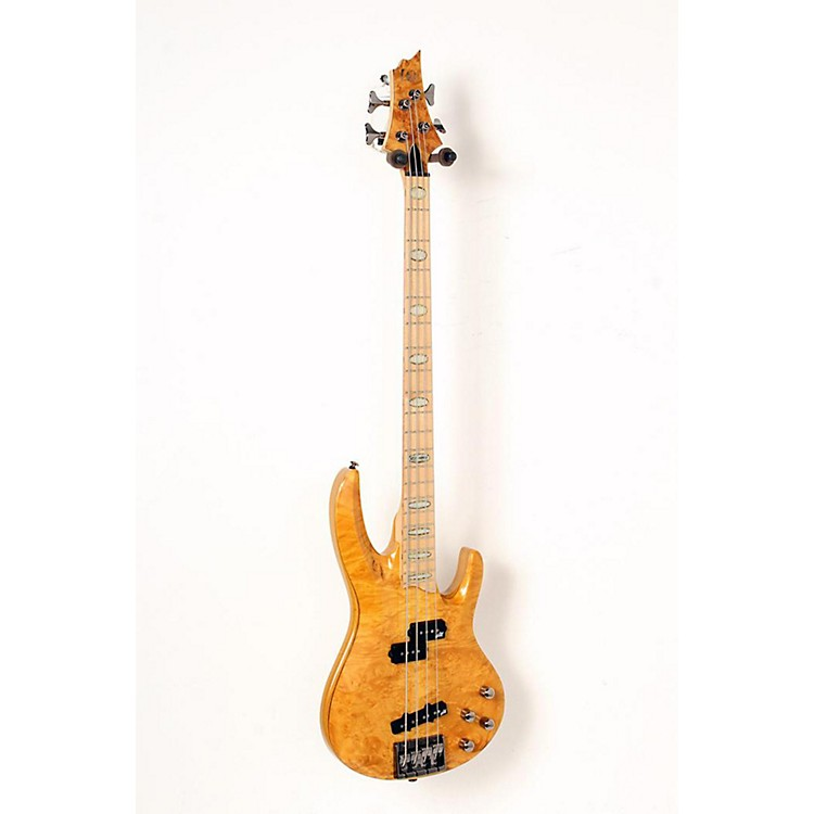 ESP LTD RB-1004 Electric Bass Guitar Honey Natural 888365851556