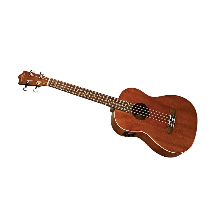 Lanikai LU Series LU-21BEK Baritone Acoustic-Electric Ukulele with Fishman Kula Electronics