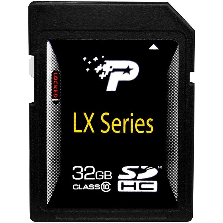 PatriotLX Series 32GB Class 10 SDHC Flash Card