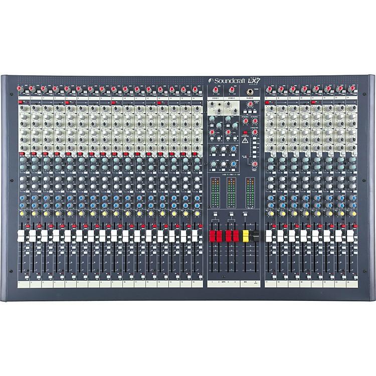 SoundcraftLX7ii 24-Channel Mixer