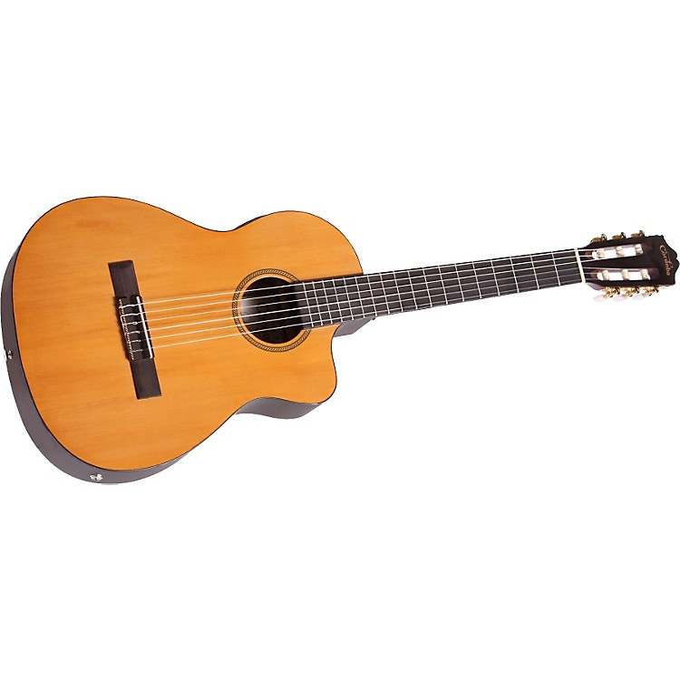 Cordoba La Playa Traveler Half-Size Acoustic-Electric Nylon String Guitar