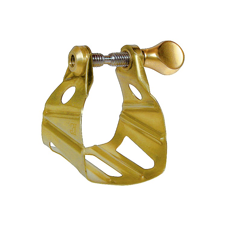 BG Lacquered Metal Jazz Saxophone Ligature Tenor
