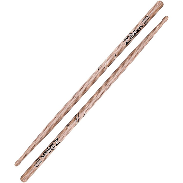 Zildjian Laminated Birch Heavy Drumsticks 5A Wood Tip