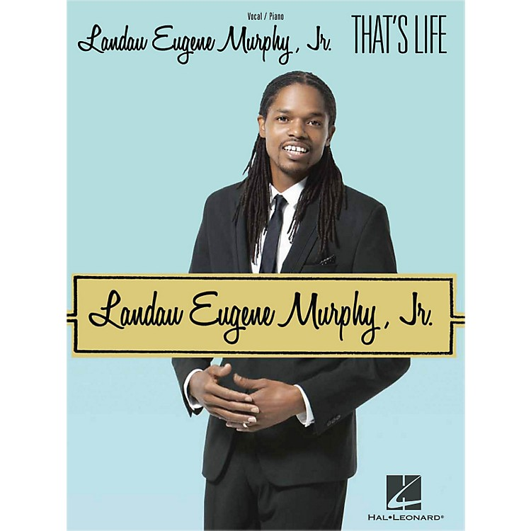 Hal LeonardLandau Eugene Murphy, Jr. - That's Life Vocal/Piano Songbook
