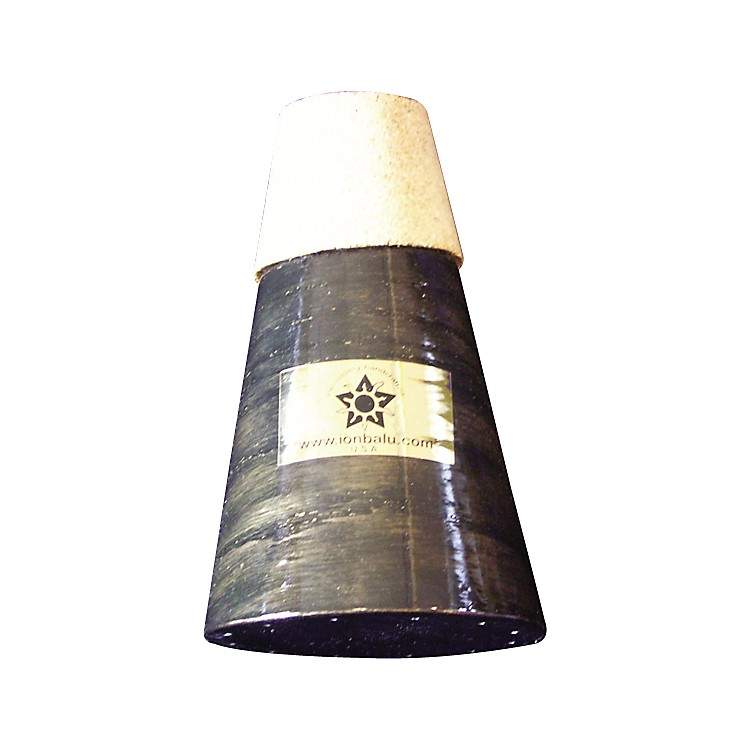 BaluLarge Bell French Horn Practice MuteBlack Onyx