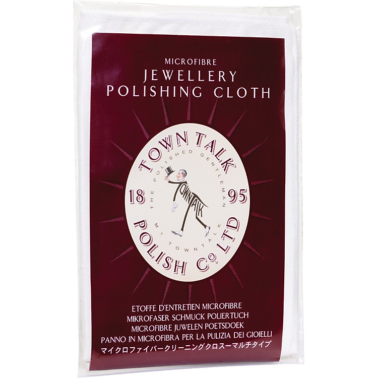 Town Talk Polish Large Microfiber Polishing Cloth