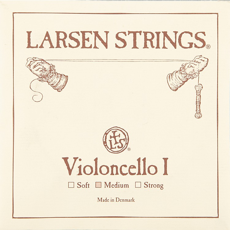 Glasser Larsen Cello String A