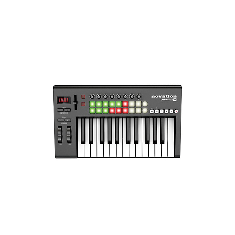 Novation Launchkey 25 Keyboard Controller