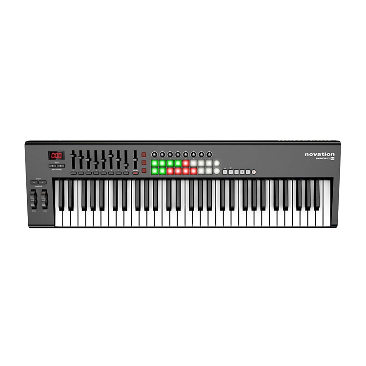 Novation Launchkey 61 Keyboard Controller