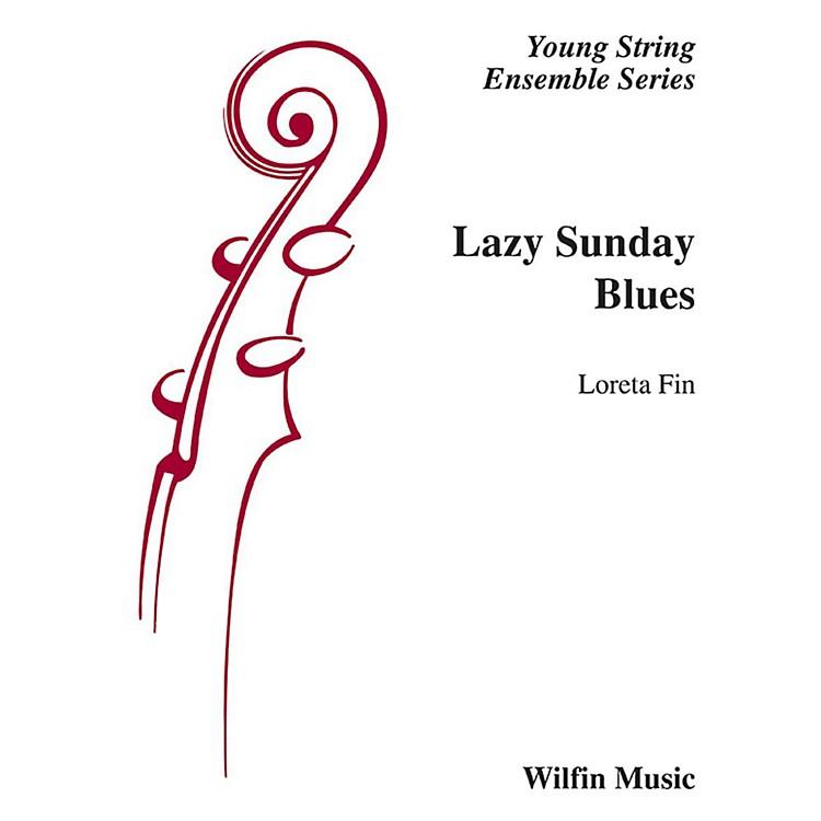 AlfredLazy Sunday Blues String Orchestra Grade 2 Set