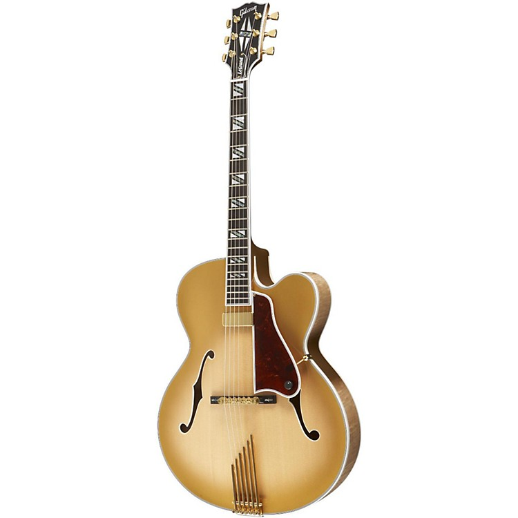 Gibson Custom Le Grand Hollowbody Electric Guitar Golden Burst
