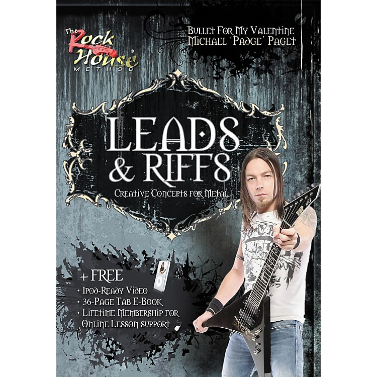 Rock HouseLeads & Riffs Creative Concepts for Metal
