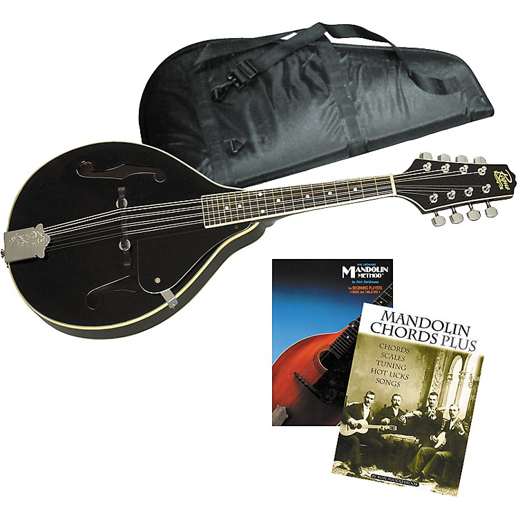 Rogue Learn-the-Mandolin Package Black