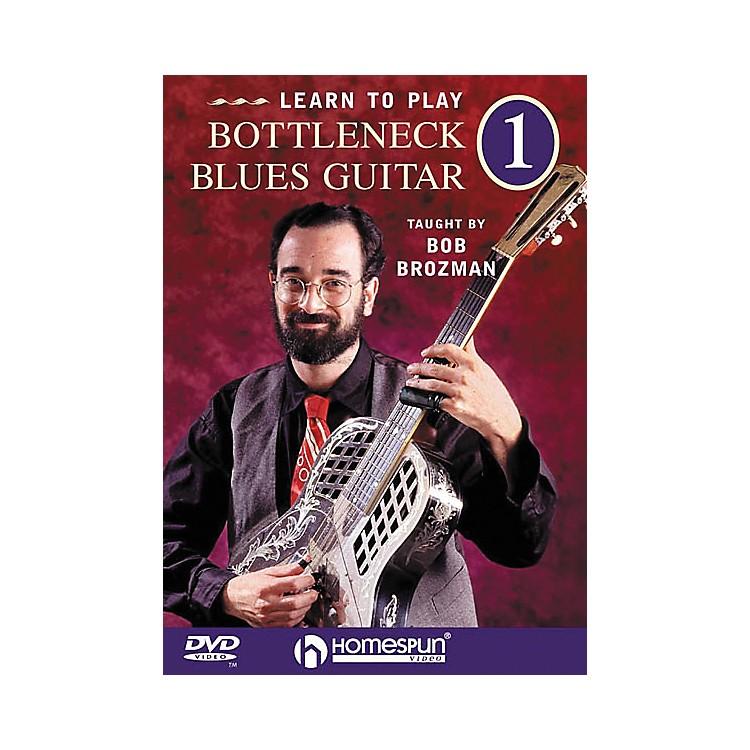 HomespunLearn to Play Bottleneck Blues Guitar (DVD)