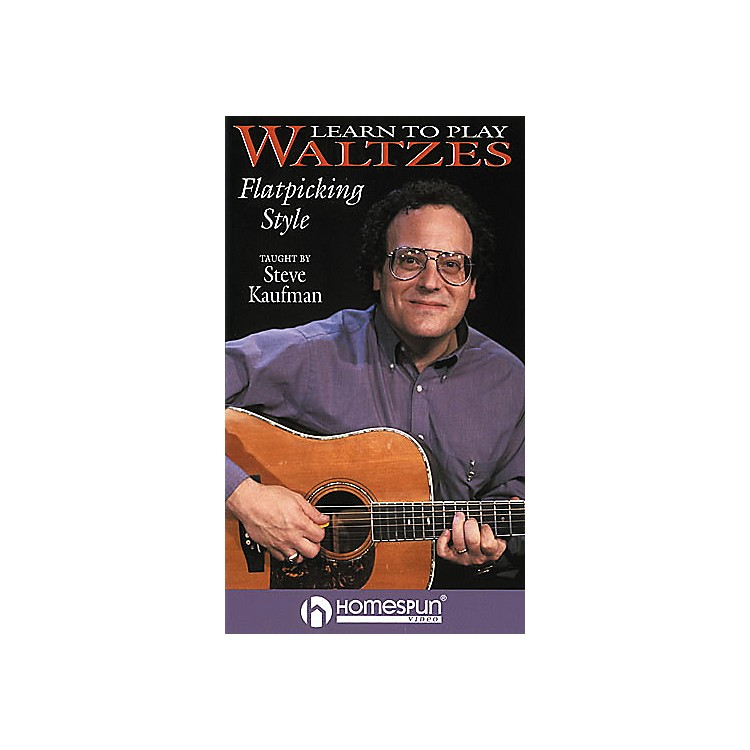 HomespunLearn to Play Waltzes (VHS)
