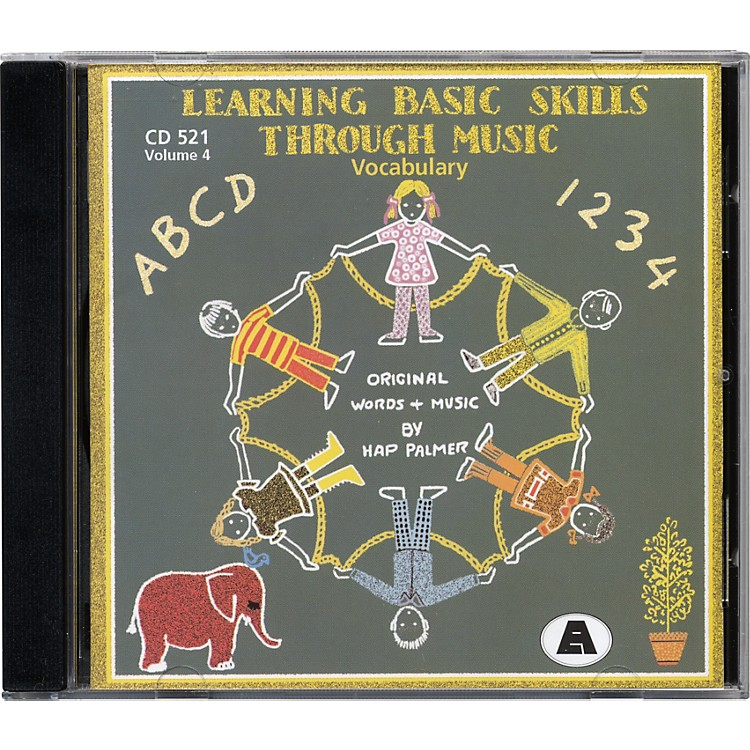 Educational Activities Learning Basic Skills Building Vocabulary CD