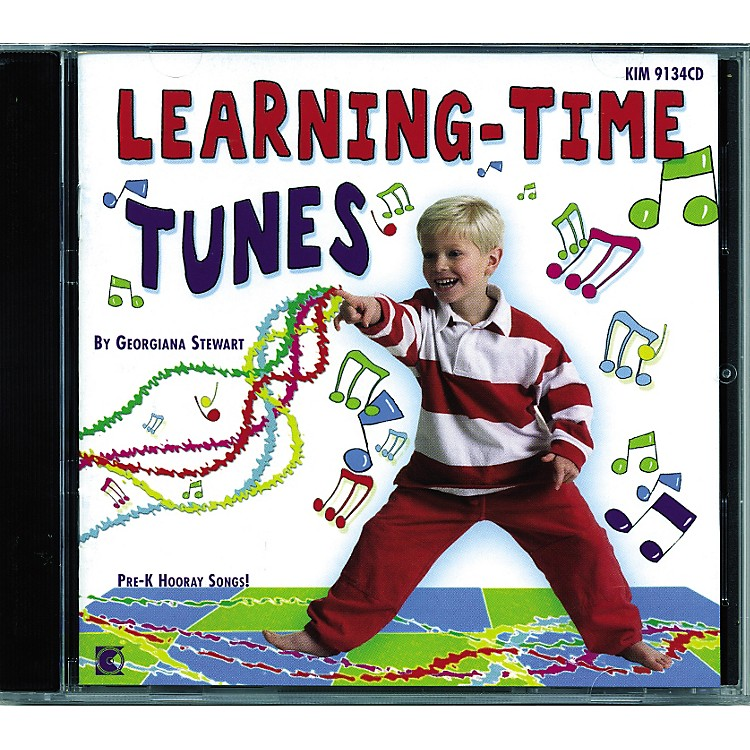 Kimbo Learning Time Tunes