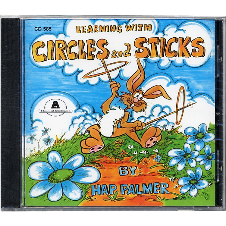 Educational Activities Learning With Circles Cd