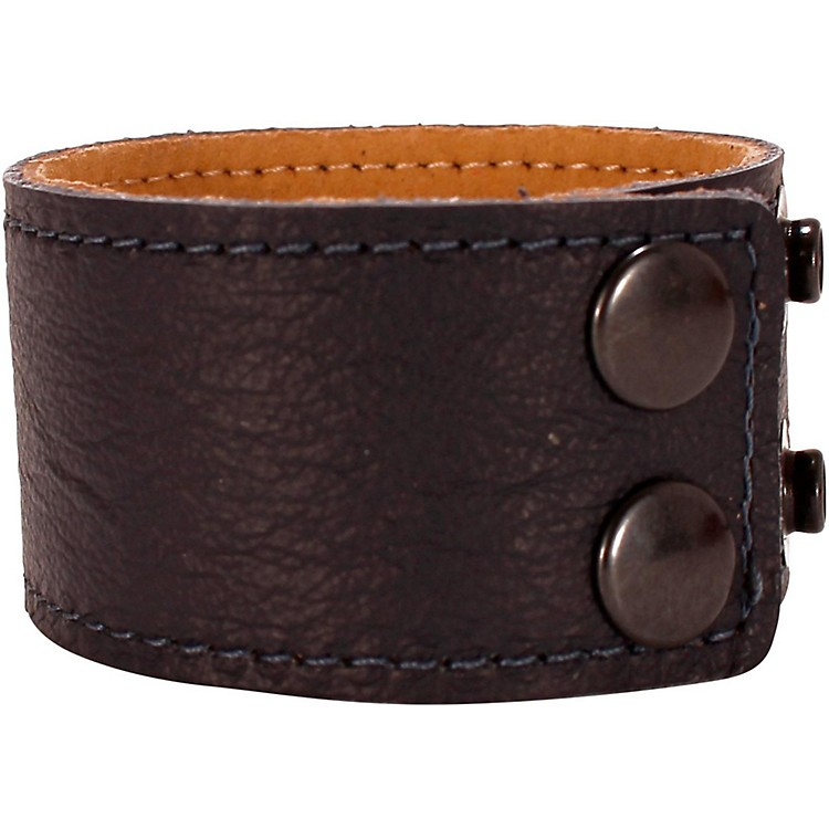 Road Runner Leather Bracelet  Blue
