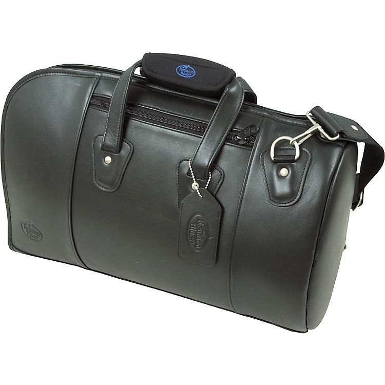 Reunion Blues Leather Flugelhorn Bag Ebony